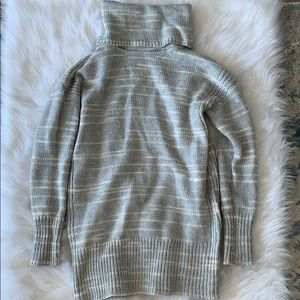 Banana Republic sweater dress, S